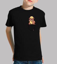 bolsillo gumshoos - camisa de niños
