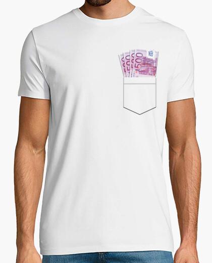 Camiseta Bolsillo Lleno