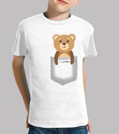 Bolsillo oso