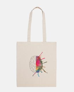 bolso cerebro color