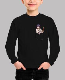bolso chrom - camisa de los niños