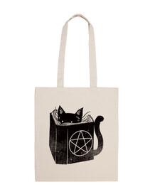 bolso del gato brujería