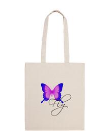 Bolso Fly mariposa