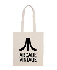 Bolso Logo Ataricade Vintage