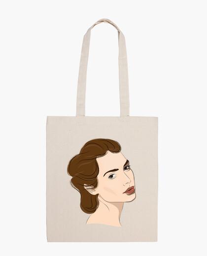 Bolsa Bolso Retrato mujer