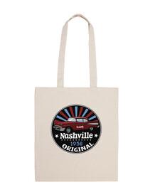 Bolso Rockabilly Nashville Tennessee