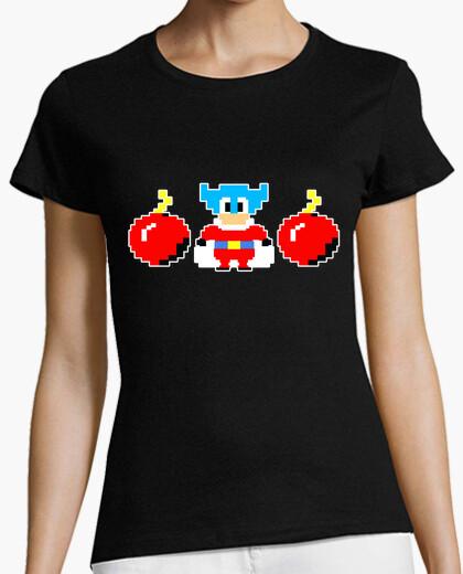 Camiseta bomb jack chica