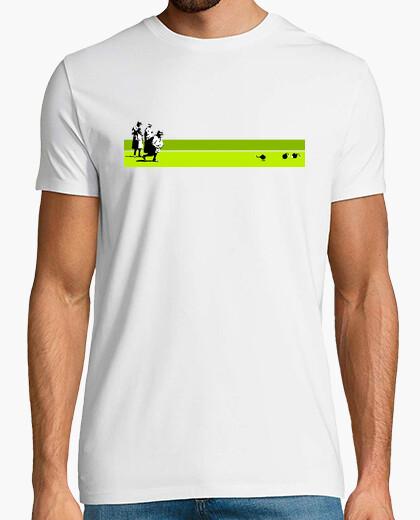 Camiseta Bomb Middle England