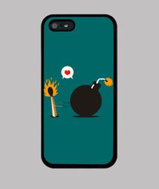 Bomba de amor - iphone