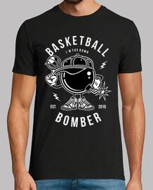 bombardier de basket
