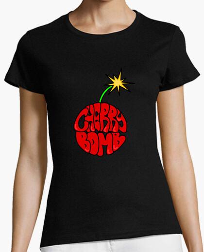 Tee-shirt bombe ch-ch-ch-cerise!