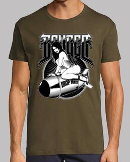 bomber pin-up ragazza