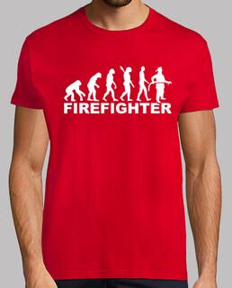 bombero de evolución
