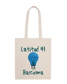 Bombilla Barcelona Latitud 41