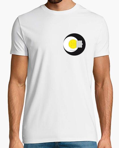 Camiseta Bombilla {boy}{white}