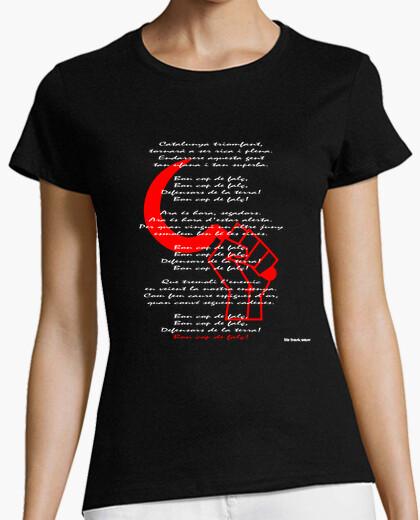 Camiseta Bon cop de falç Lletra