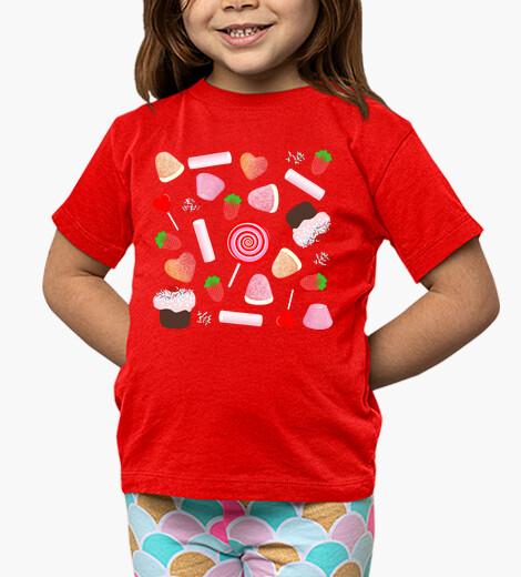 Vêtements enfant bonbons