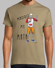 Bones boy madriz camiseta
