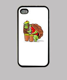 bonguera tartaruga rasta di reggae