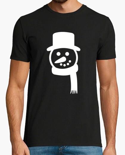 Tee-shirt bonhomme de neige