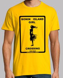 Bonin Island Girl