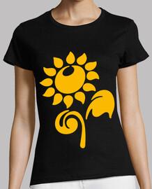 Bonita flor amarilla