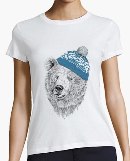 Tee-shirt Bonjour l39hiver