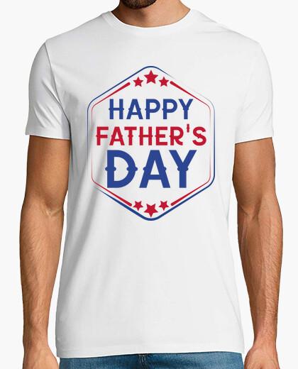Tee-shirt bonne day pères - homme, manches courtes, blanc, qualité extra