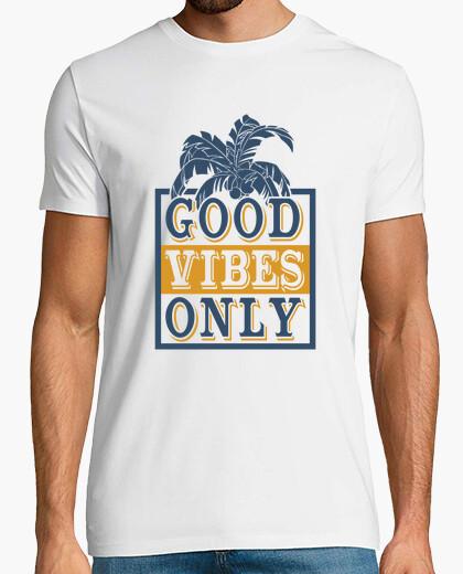 Tee-shirt bonne vague seulement bonne chemise d39