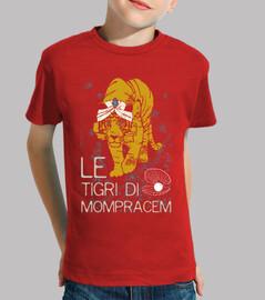 book raccolta: sandokan (t-shirt)