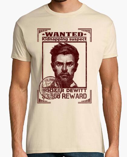 Camiseta Booker