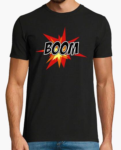 Camiseta BOOM