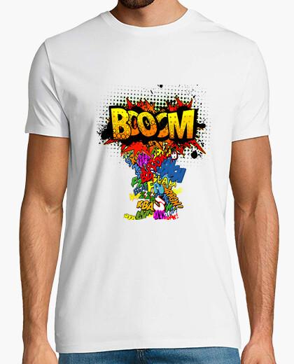 Camiseta Boom - Bomba Atomica