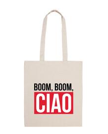 Boom, Boom, CIAO