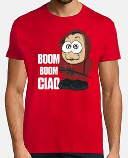 Boom Boom Ciao - La casa de papel