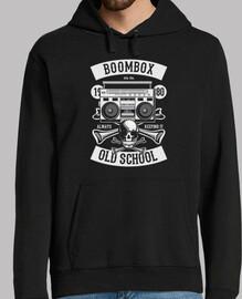 Boombox Old School