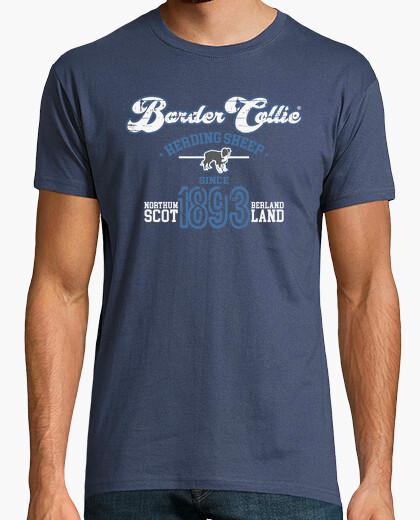 Camiseta Border Collie - Since 1893 (m)