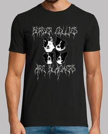 border collie black metal 3