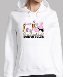 Border Collie meets Unicorn