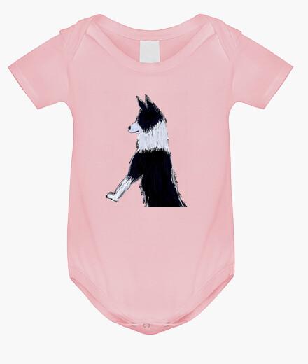 Abbigliamento bambino border collie.body