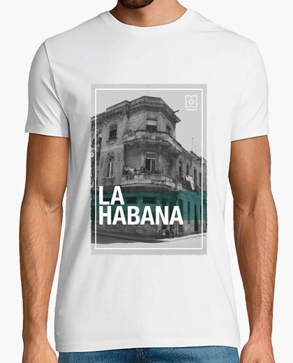 Camiseta BORG La Habana