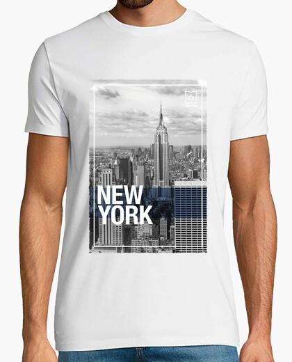 Camiseta Borg New York