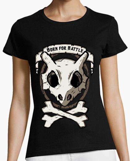Camiseta born for battle