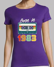 Born in 1983