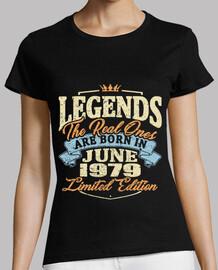 Born in june 1979