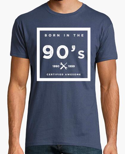 Camiseta Born in the 90s