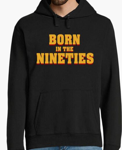 Born in the nineties hoodie