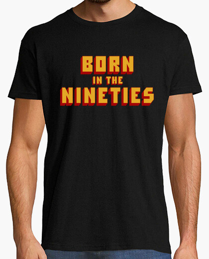 Born in the nineties t-shirt