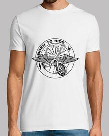 born per ride nero