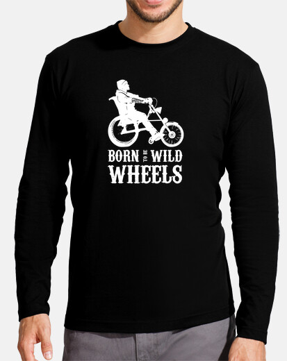 Camisetas Inclusivethings [más populares] Born to be Wild